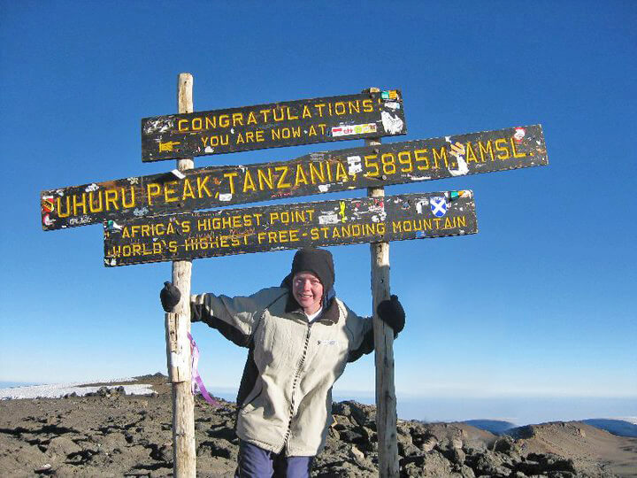 Meg Jerrard Kilimanjaro Summit-001