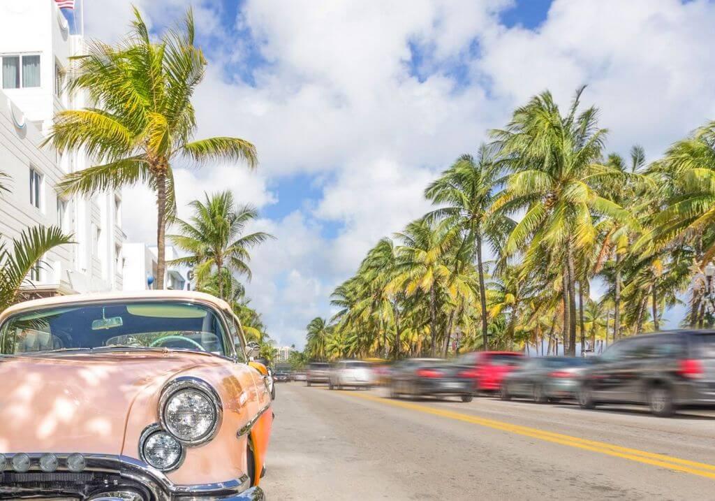 Miami car rental Florida RF