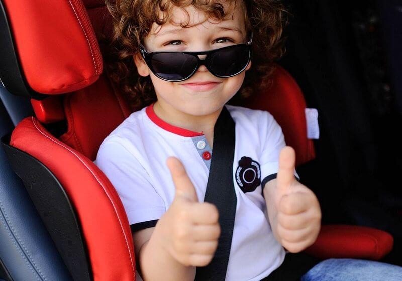 child car seat RF