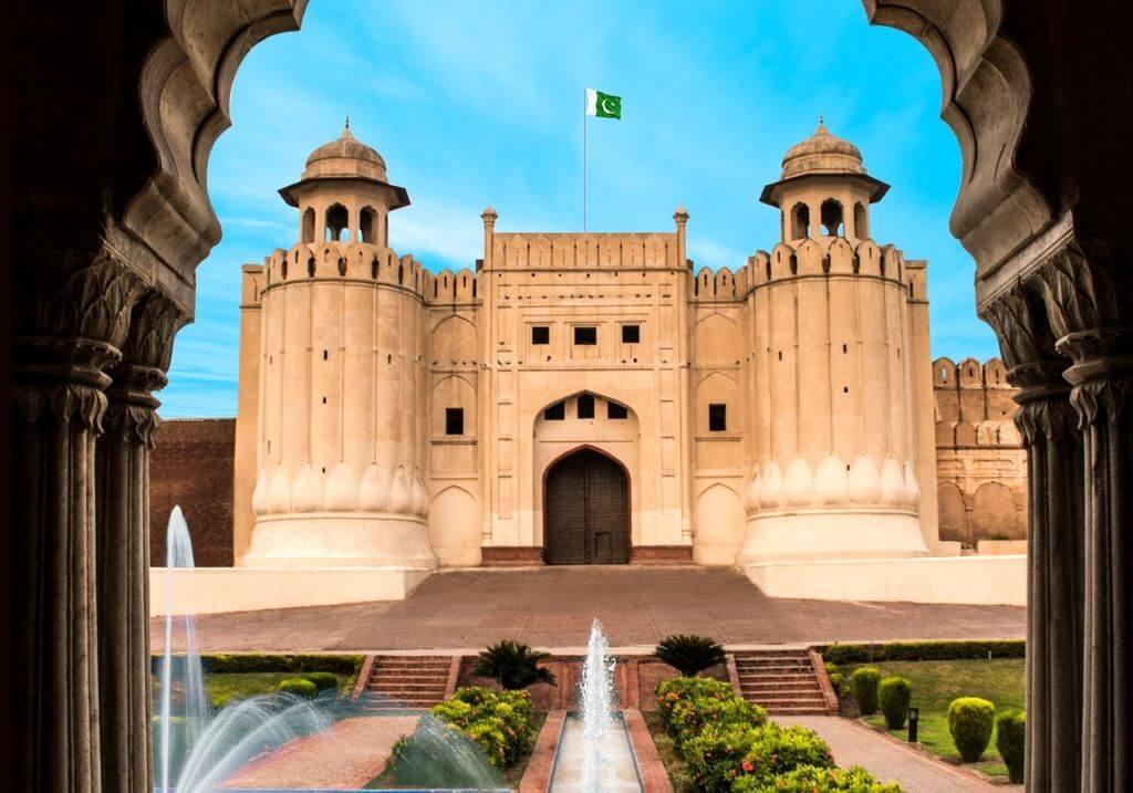 Lahore Fort Pakistan RF