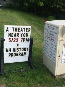 TheatreNearWilton