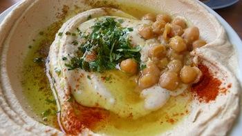 hummous at abu hassan restaurant tel aviv