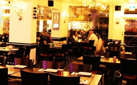 restaurant revan amsterdam