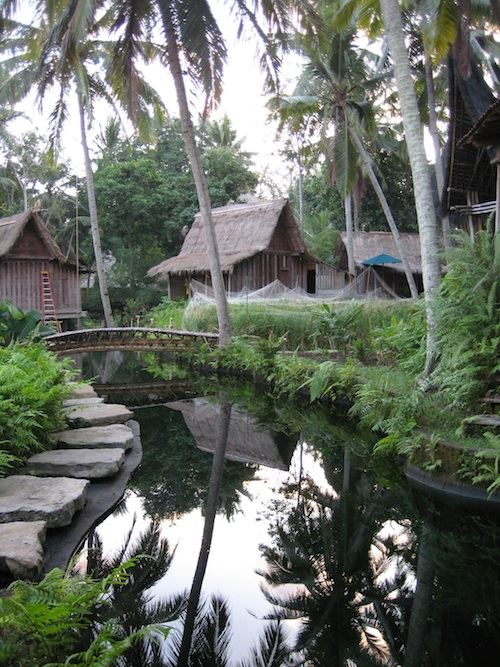 bambu indah natural pool