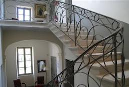 La Bastide de Boulbon interior