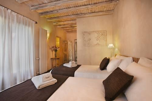 Room at Posada Borravino in Mendoza