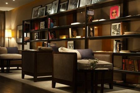 library of serena hotel buenos aires