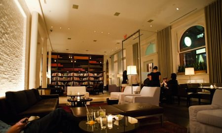 lounge of serena hotel buenos aires