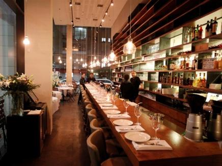 restaurant in tel aviv
