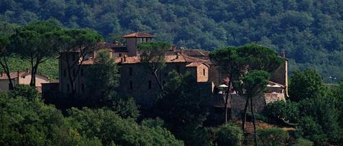 castel monastero siena