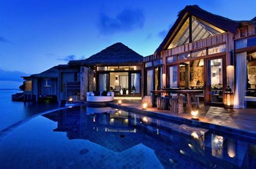 luxury beach resort cambodia