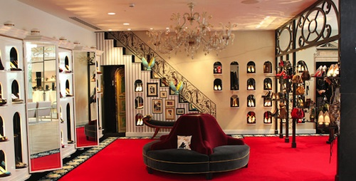 christian louboutin paris biggest store