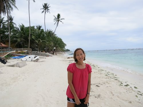 panglao island beach