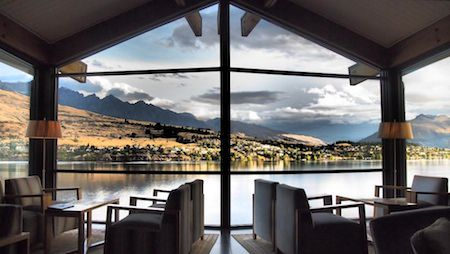 Queenstown New Zealand hotel