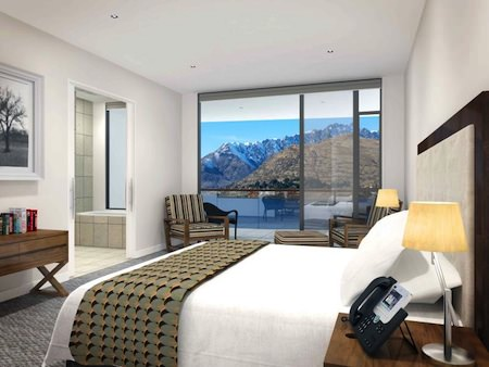 rees hotel new zealand