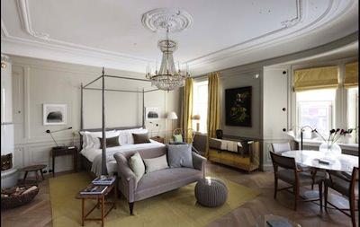 room at ett hem hotel stockholm
