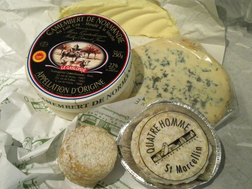 Top Cheese Shops in Paris