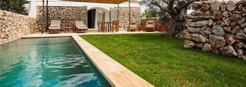 luxury boutique hotel in menorca