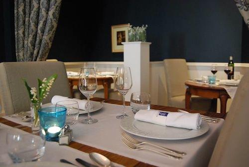 Hotel Edward 1er restaurant