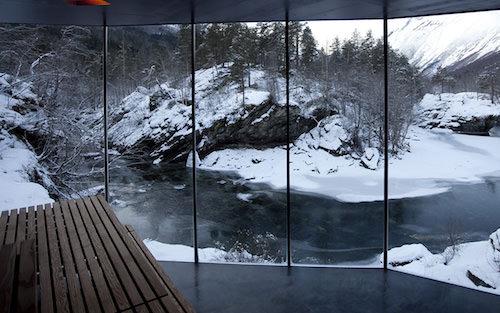 Juvet Hotel Norway Setting Of Ex Machina Movie Mapplr