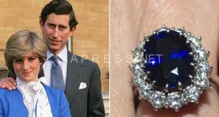 لماذا أثار خاتم خطوبة الأميرة ديانا الجدل ورفضته العائلة الملكية البريطانية آنذاك؟