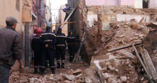 وزارة السكنى توضح بخصوص فاجعة انهيار منزلين بالبيضاء