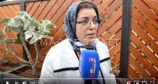 عائشة باكي جهة مراكش ومشاكل قطاع التصوير