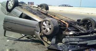 وفاة 6 أشخاص بحادثة سير خطيرة في ضواحي أزيلال