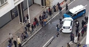 وفاة شخص إثر حادث تصادم سيارتين في مدينة تطوان