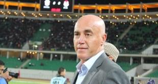 غاموندي يؤكّد أن طموح حسنية أغادير يفوق التأهل لدور المجموعات