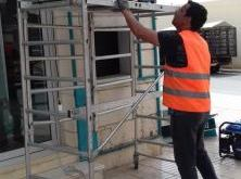 """الناظور…بسبب الكساد التجاري بنك """"مصرف المغرب"""" يغلق أبوابه بزايو"""