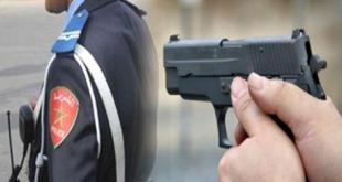 ضابط ممتاز يضع حدا لحياته بمسدسه الوظيفي
