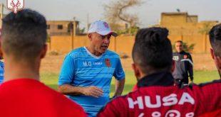 نادي حسنية أكادير يفك ارتباطه بمدرب الفريق ميغيل غاموندي بعد خسارة لقب كأس العرش
