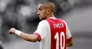 زياش ثاني أفضل لاعب بعد ليونيل ميسي