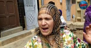 """#عين_على_الحدث إحتجاج الساكنة  على الأشغال التي تعرفها زنقة 20 غشت """" زنقة الدباغة"""" … و الوقوف أمام"""