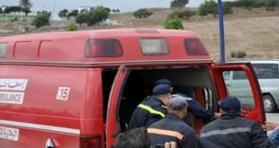 قتيل وجرحى في نقلاب حافلة تقل عدائين بجبال بني ملال