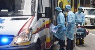 فرنسا تجلي 35 مصابا بكورونا عن شرق البلاد لتخفيف الضغط على المستشفيات