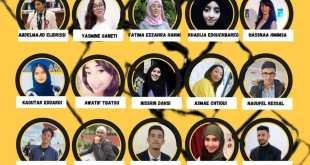 مسابقة الخطاب الذهبي للمغرب بنسخته الثانية
