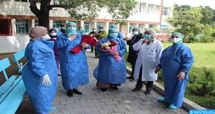 233 حالة شفاء جديدة من كورونا بالمغرب