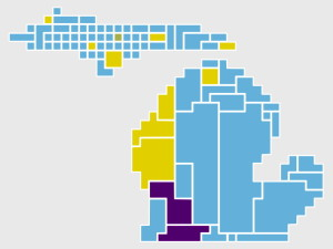 michigan-primary-cartogram