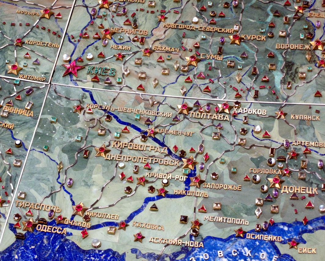 mosaic map Unusual Maps u2013 Page 2 u2013