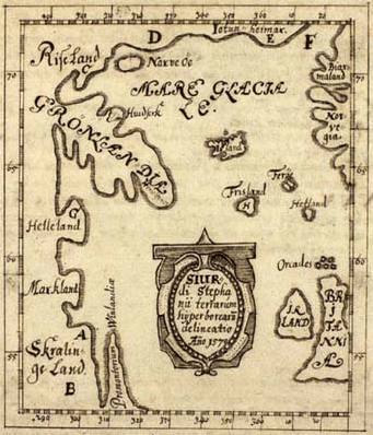 1. Skálholt Map