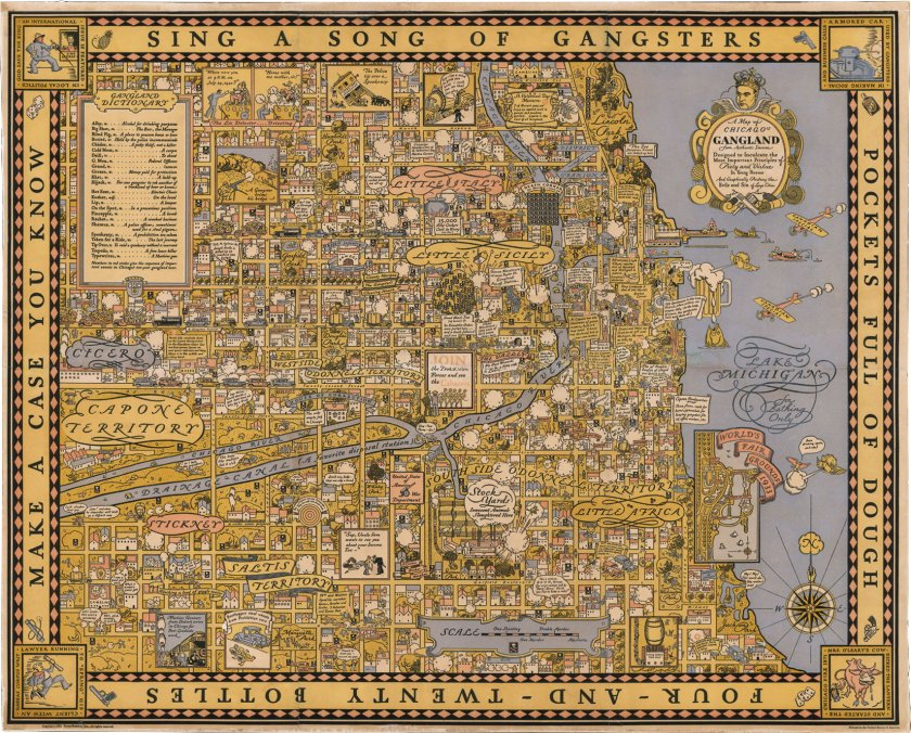 The Map Room – Blogging about maps since 2003