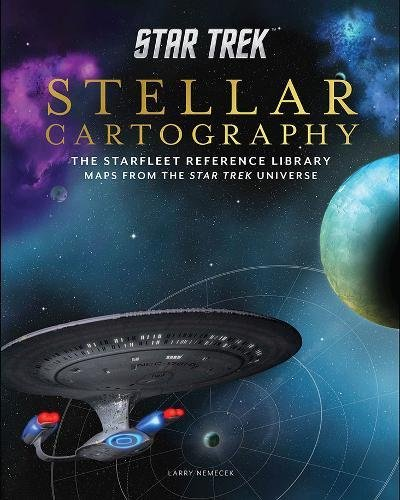 Cover of Star Trek: Stellar Cartography