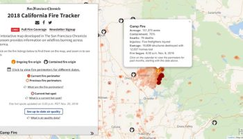 31/08/2009· a map of the wildfires burning near los angeles. The New York Times Maps The Tubbs Fire The Map Room