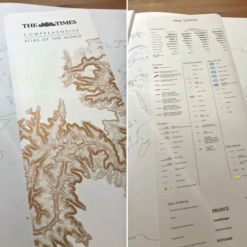 The Times Comprehensive Atlas of the World, 15th Edition – The Map Room