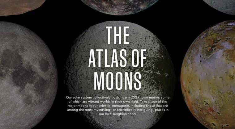 The Atlas of Moons (screenshot)