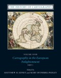The History of Cartography, Vol. 4, Part 1