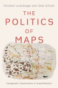 The Politics of Maps (cover)