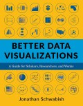 Better Data Visualizations (cover)